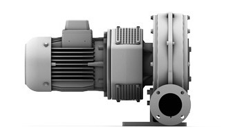 Belt-Driven High Pressure Blower
