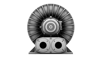Side Channel Blower without Motor