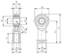 KI 10-NRM10x1,25