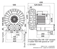 SD 820-50