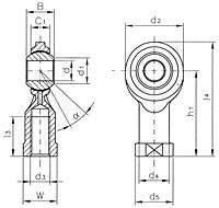 KJL 10-BDM10x1,25