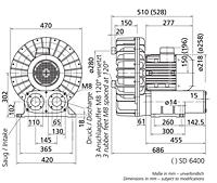 SD 6400-50