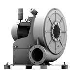 Elektror S-XP and HRD Boosted High Speed Blowers
