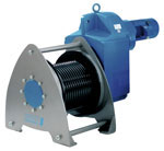 PFAFF Beta Electric Winches